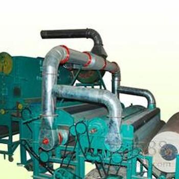 供应专利环保型SD20-40系列吸尘式棉花锯齿轧花机
