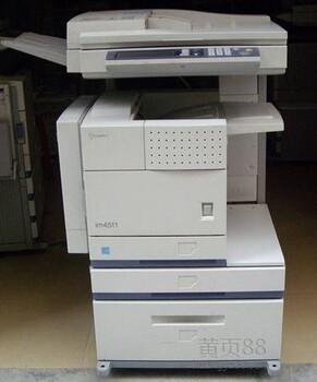 夏普复印机出租