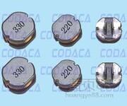 贴片工字电感不屏蔽3x3x1mm超薄电感手电筒LED灯专用电感图片