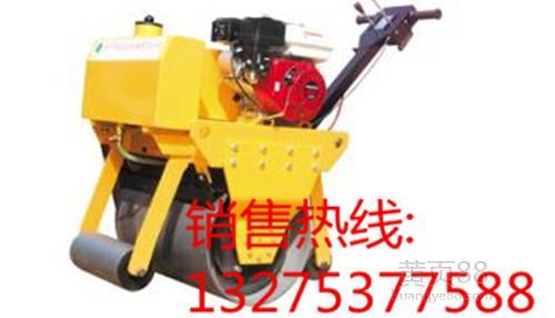 高端大气上档次小型压路机手推式压路机手扶式单轮柴油压路机价格