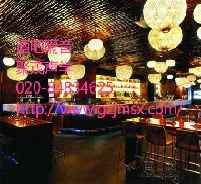 酒吧隔音毡,吸音板,减震胶,纤维喷涂图片