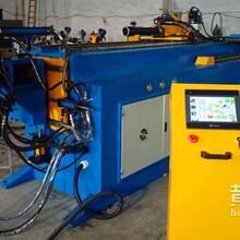 排气管道自动弯管加工设备三维数控型弯管机图片