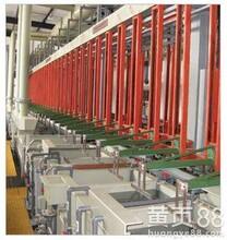 江海区电镀厂整厂生产线设备回收,江海区二手回收环形电镀生产线价格