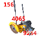 DQG-4电动钢轨锯轨机_切轨机_价格