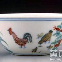 北京杨力详解明代青花瓷器各个时期的特点风格