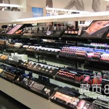 成都化妆品展柜展示柜货柜定做