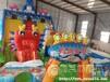 福建儿童充气滑梯现货海底世界儿童蹦床