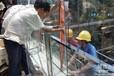 廣東瞻高建筑工程有限公司幕墻玻璃安裝更換玻璃幕墻幕墻開窗