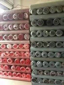 高价收购库存皮革,布料,辅料