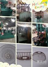 LY领源机械网罩平面围边机排焊机/工业网罩全套设备