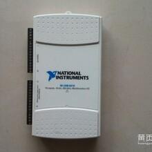 美国原装NIUSB-6210多功能DAQ卡回收