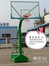 合肥俞丽厂家直销篮球架成人户外篮球架专业篮球架