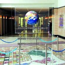 深圳展览展示解决方案多媒体展厅全息投影幻影成像数字沙盘裸眼3d