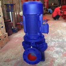 ISG立式管道离心泵图片