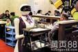 供应欧铠餐厅机器人送餐机器人迎宾机器人