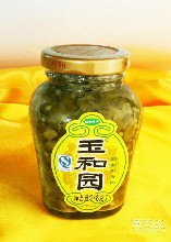 北京玉和园精制辣椒酱248g装商超产品人人乐超市入驻图片