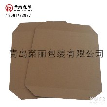 定制镇江托盘纸垫板高硬度纸滑托板规格可订做