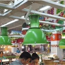 超市生鲜区专用生鲜灯图片