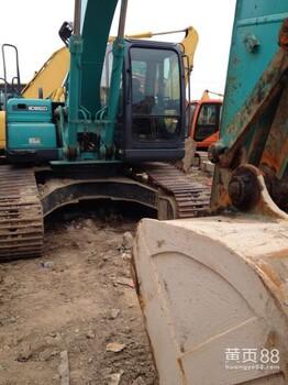 二手神钢210 8挖掘机私人低价出售 -二手挖掘机图片