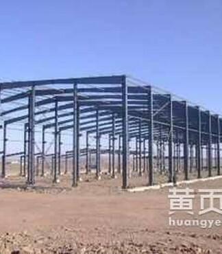 【门式钢架的适用范围_钢结构价格|图片】-黄页88网