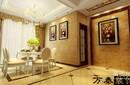 和润香堤230平方后现代奢华风格装修案例