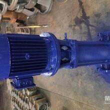 塑泉40GDL6-12X3多级离心泵厂家直销图片