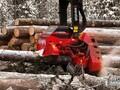 二手联合伐木机头网市场价格转让出售进口卡特彼勒小松庞赛联合伐木机头图片