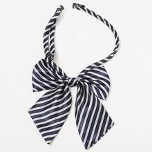 泓家2015新款韩式时尚蝴蝶结领带装饰领巾女多款多色图片