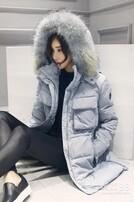 韩版时尚,厂家直销,加绒保暖,修身图片