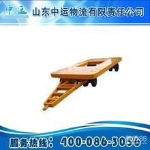 民用平板拖车图片