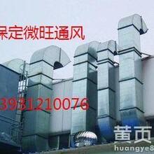 通风工程厨房排烟罩消防排烟工程中央空调安装设计规范
