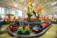 吉林创艺热卖产品24人立环跑车游乐设备儿童公园广场必玩迷你穿梭游乐设备