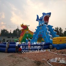 河南好奇乐厂家现货供应大型水上乐园设备动漫水世界移动水池支架游泳池租赁